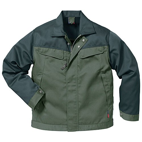 Fristad Kansas - Jacket 4857 LUXE Large Light Army Green/Army Green 109321-781 L