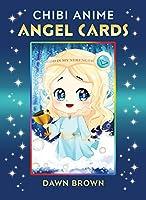 Chibi Anime Angel Cards