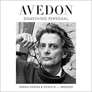 Avedon cover art