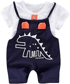 Subfamily Conjuntos de Ropa para beb/és ni/ño Baby Baby Boy Leaf Camiseta con Capucha Tops Pantalones Ropa Set 1 a 5 a/ños