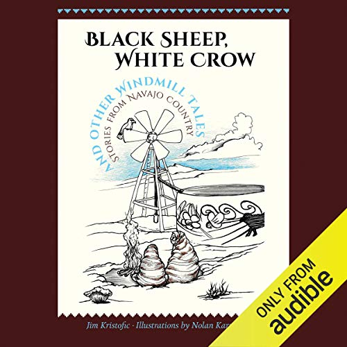 Black Sheep, White Crow and Other Windmill Tales audiobook cover art
