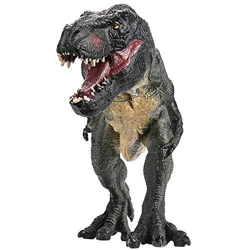 Hautton Dinosauro Tirannosauro Rex, Dinosauro t Rex Giocattolo per Bambini, Pupazzetti di Creature Preistoriche Dinosauro Giocattolo