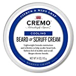 Cremo Citrus Mint Leaf Cooling Beard and Scruff Cream, Moisturizes, Styles and Reduces Beard Itch for All Lengths of… 2
