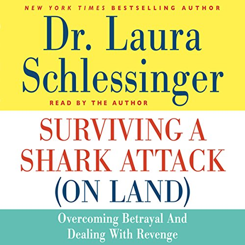 Surviving a Shark Attack (On Land) audiobook cover art