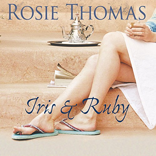Iris and Ruby audiobook cover art