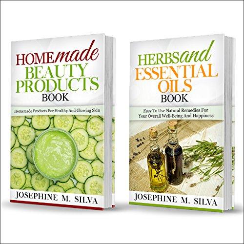 Homemade Beauty: 2 Manuscripts audiobook cover art