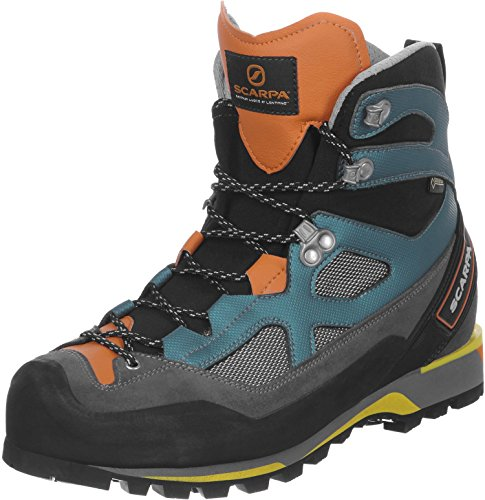 Scarpa Rebel Lite GTX Petrol/Orange EU 44,0