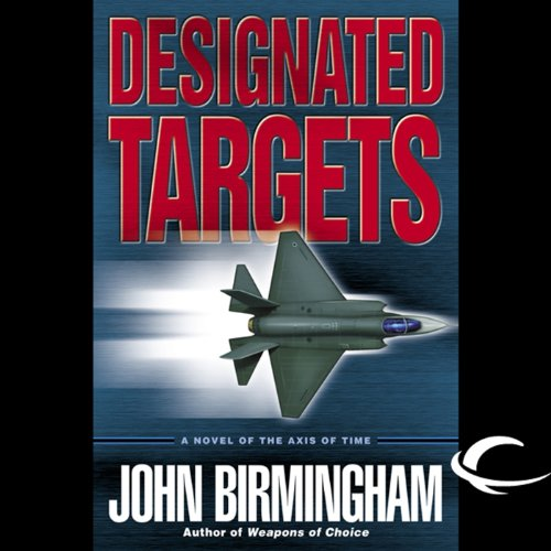 Designated Targets audiobook cover art