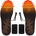 Degbit Rechargeable Insoles Electric Foot Warmers