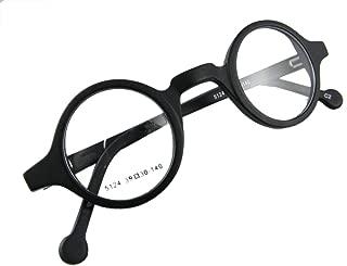 Circleperson Men Women Eyeglass frames Optical spring hinges small round