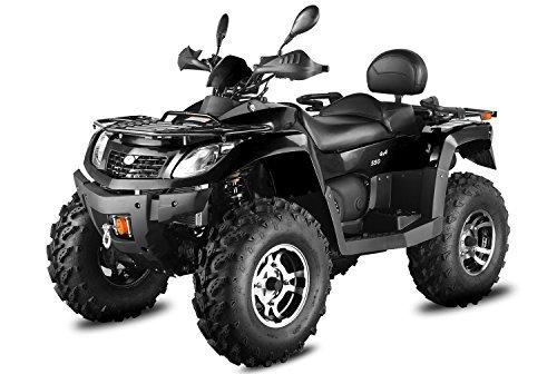 CONSTRUIDO 550cc Hunter 550-SXL con Admisión en calle 4x4 Cabrestante 4x Suspensión Atv Bici EEC