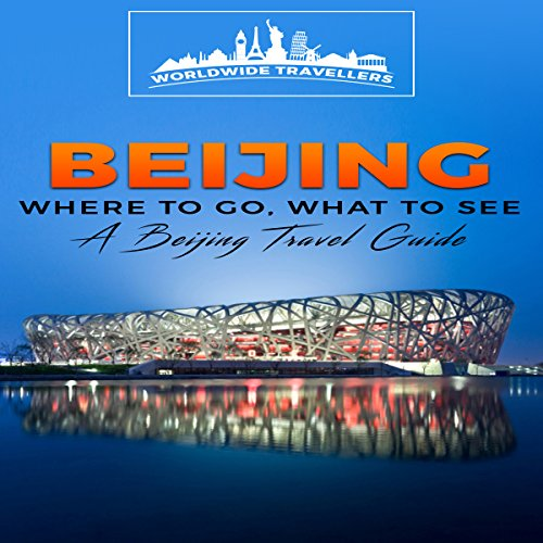 Beijing audiobook cover art