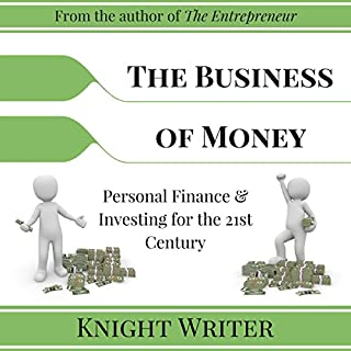 The Business of Money audiobook cover art