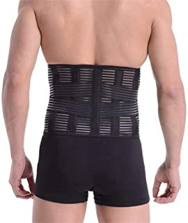 Men Back Brace Orthopedic Corset Back Support Belt Belt Fajas Lumbares Ortopedicas Spine Support Belt