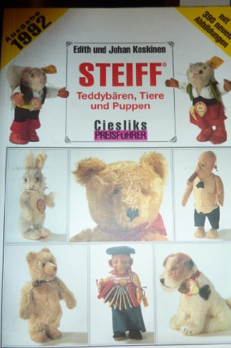 Steiff. Teddybären, Tiere und Puppen