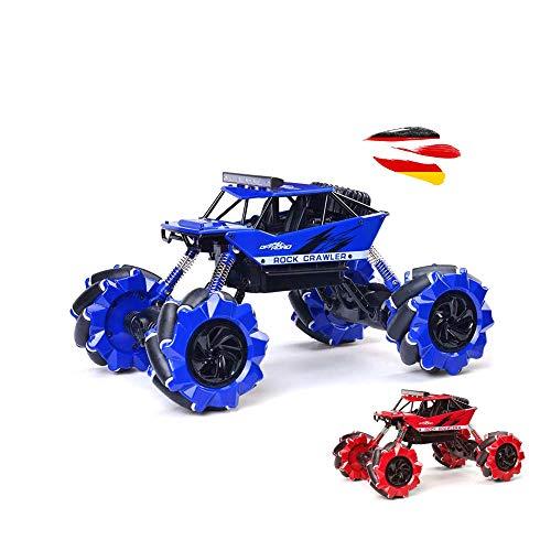 RC Auto kaufen Monstertruck Bild: Ferngesteuertes Auto RC Auto,2.4GHz Ferngesteuertes Monstertruck,High Speed RC-Auto mit wiederaufladbaren Batterie*