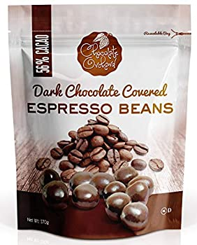 Chocolate Orchard Fruit & Delicious & Fresh Flavor  Chocolate Covered Espresso Bean  6oz