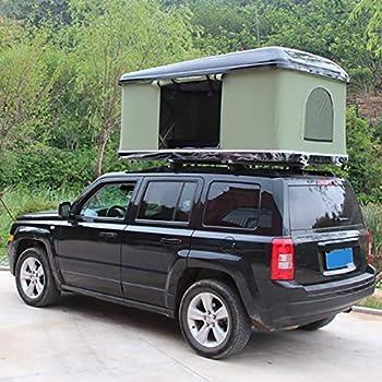 Xljh Nouvelle Tente de Toit en FRP Tente de Camping Tente de véhicule Tout-Terrain pour Camping extérieur entièrement Automatique
