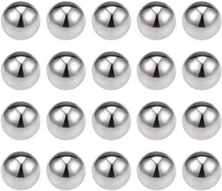 uxcell 4mm Bearing Balls 316L Stainless Steel G100 Precision Balls 50pcs