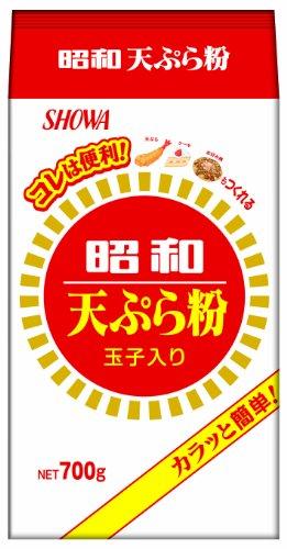 昭和産業 昭和 SHOWA 天ぷら粉 ガゼットタイプ 袋700g