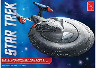 AMT U.S.S. Enterprise 1701-E 1:1400 Scale Model Kit