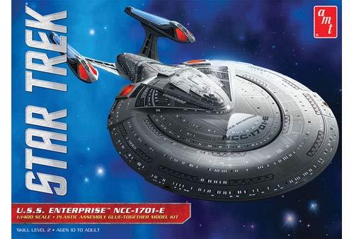 AMT U.S.S. Enterprise 1701-e Modelo Kit