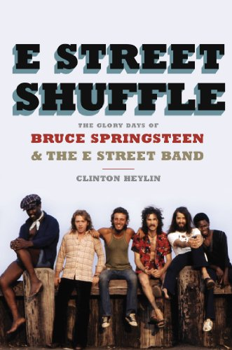 Image of E Street Shuffle: The Glory Days of Bruce Springsteen and the E Street Band