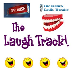 The Laugh Track audiobook cover art