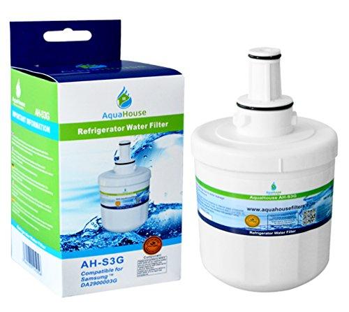 Filtro dell'Acqua Compatibile con Frigorifero Samsung Modelli DA29-00003G, DA29-00003A, DA29-00003B, HAFIN1 EXP