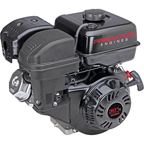 8 HP (301cc) OHV Horizontal Shaft Gas Engine EPA Special