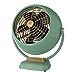 Vornado VFAN Jr. Vintage Air Circulator Fan, Green (Renewed)