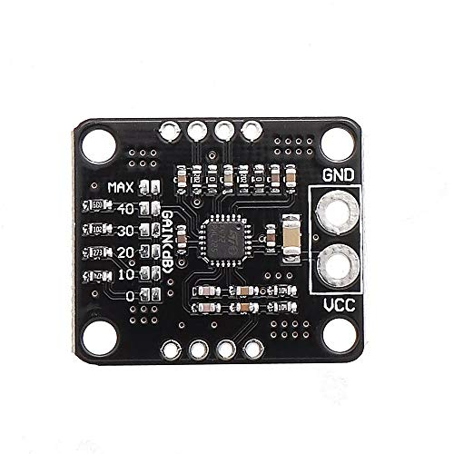 Sale!! Bin Zhang TS472 Low Noise Microphone Preamplifier Module Electret Microphone Dedicated Board