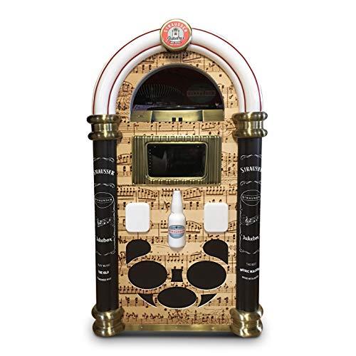 Strausser: Le Juke-Box Le Plus Complet avec Toutes Les fonctionnalités Audio d'aujourd'Hui. (Music Classic)