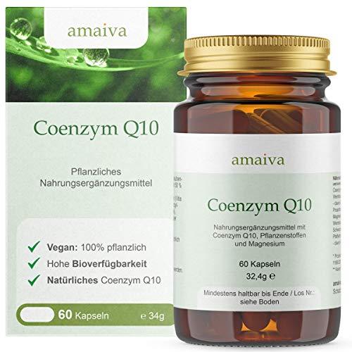 Coenzym-Q10 Kapseln (240mg hochdosiertes Q10-Ubichinon mit OPC und Piperin) - vegan, freiverkäuflich, PZN: 11482640