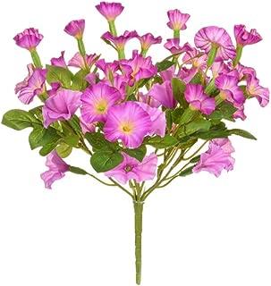 Floristrywarehouse Petunia Bush Artificial Silk Upright 13.5 Inches Pink