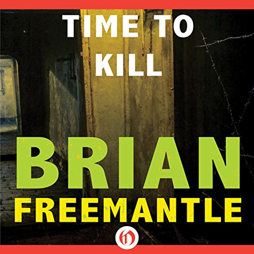 Time to Kill audiobook cover art