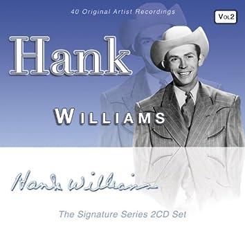 Hank Williams Signature Series Vol 2