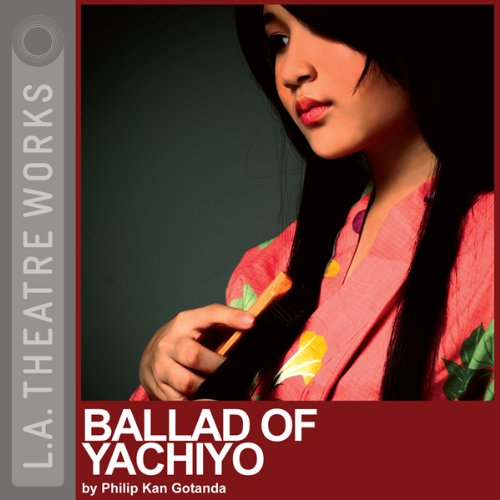 Ballad of Yachiyo audiobook cover art