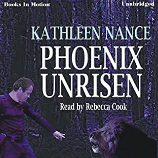 Phoenix Unrisen audiobook cover art