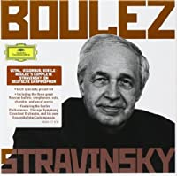 Boulez Conducts Stravinsky by Pierre Boulez (2012-04-10)