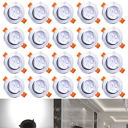 Hengda -  ® 20X 3W LED SMD