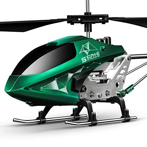 Syma S107H-E - Helicóptero teledirigido con mando a...