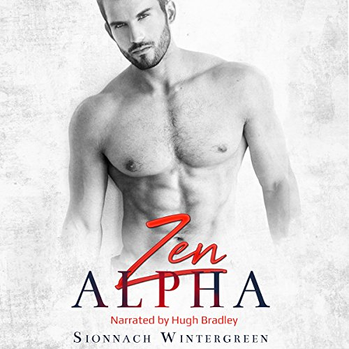 Zen Alpha audiobook cover art
