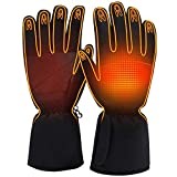 Best Heated Gloves - Electric Battery Heated Gloves for Women Men,Touchscreen Texting Review