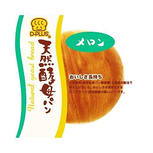 デイプラス 天然酵母パンメロン 1個×12個