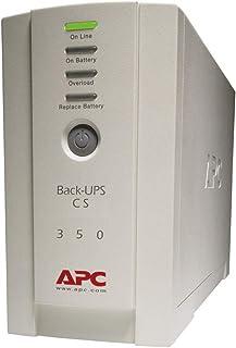 APC 2700855 BK350EI Surge Protector White 24.1cm