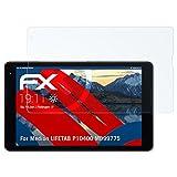 atFolix Schutzfolie kompatibel mit Medion LIFETAB P10400 MD99775 Panzerfolie, ultraklare & stoßdämpfende FX Folie (2X)