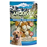 Arquivet Natural Dog Snacks Huesos nudo con pollo - Snacks perros - 100 g