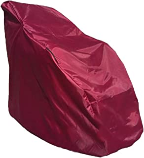 LKXHarleya Waterproof Full Body Shiatsu Massage Chair Cover, Zero Gravity Single Recliner Chair Dustproof Protector Cover,...