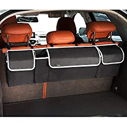 mom car essentials: trunk organizer